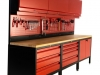 Dream Garage Cabinets - Made by PAF Systems