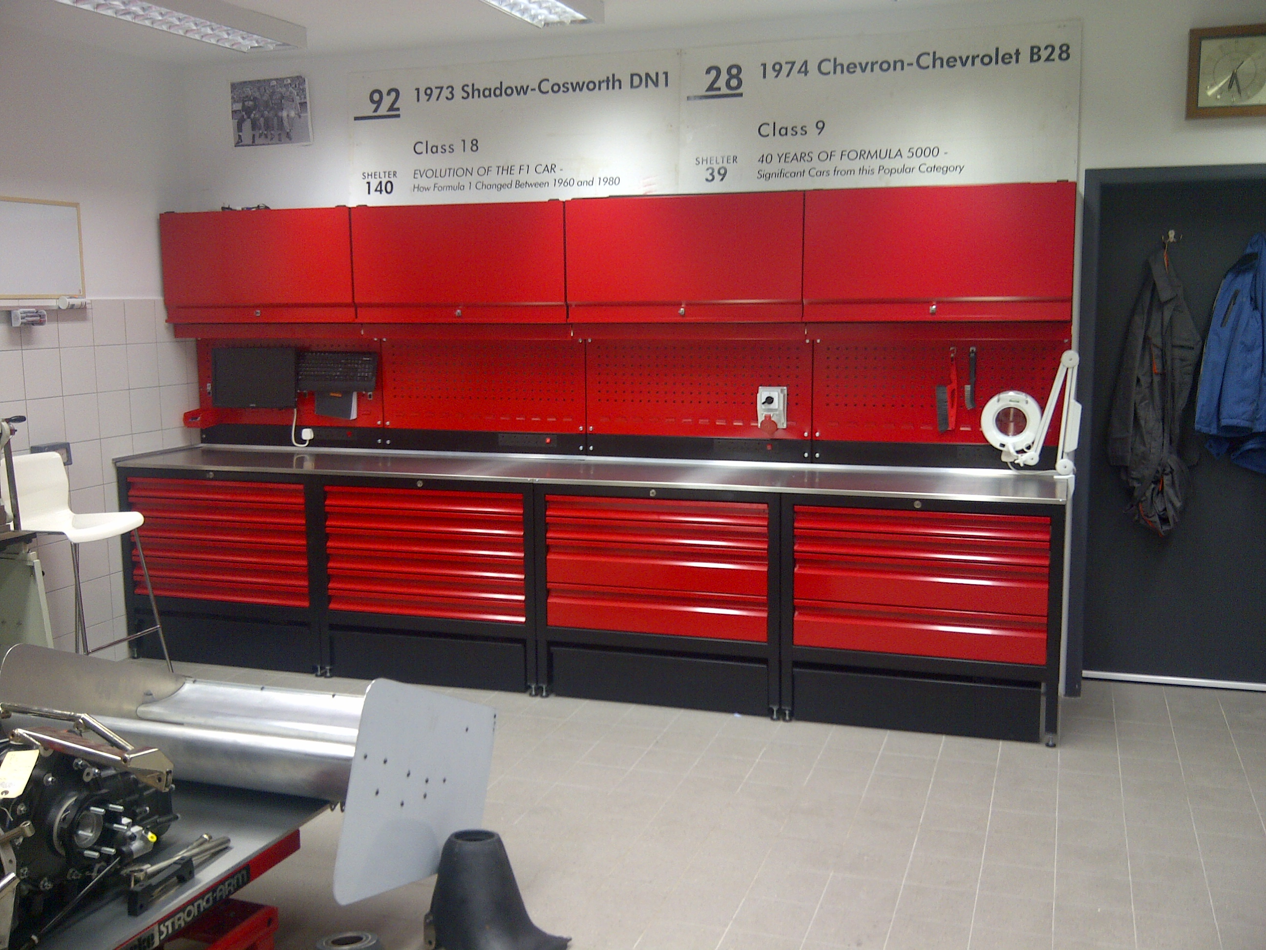tool cabinets walls best storage cabinet shelving systems for garage system plastic hanging racks heavy ideas wall duty